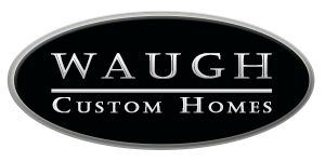 Waugh Custom Homes logo