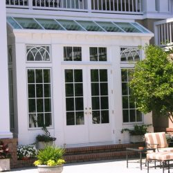 Patio Remodel - French Doors Modification